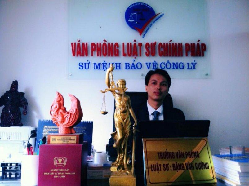 Giới thiệu về Văn phòng luật sư Chính Pháp